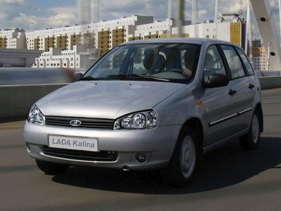 «АвтоВАЗ» уже продает первые экземпляры Lada Granta и Lada Kalina с навигационной системой