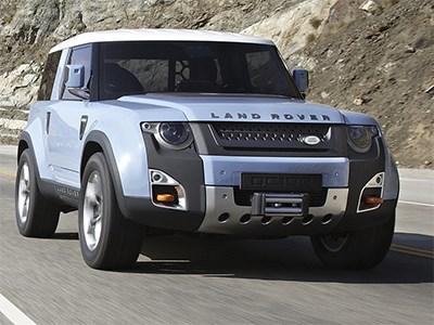 Выход нового Land Rover Defender откладывается на три года