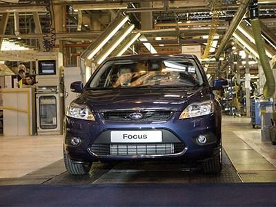 Ford Sollers сокращает объем производства автомобилей на заводе во Всеволожске