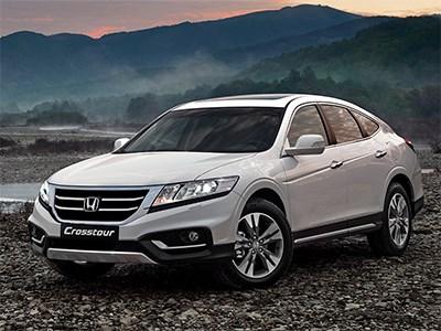 Honda снимает с производства кроссовер Crosstour
