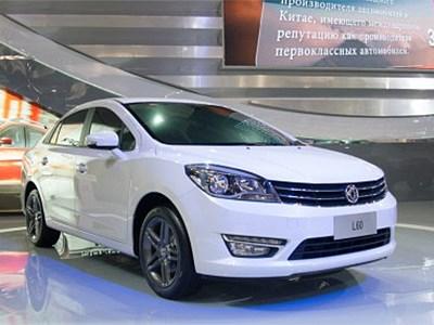 Dongfeng показал два седана, которые планирует привезти в Россию