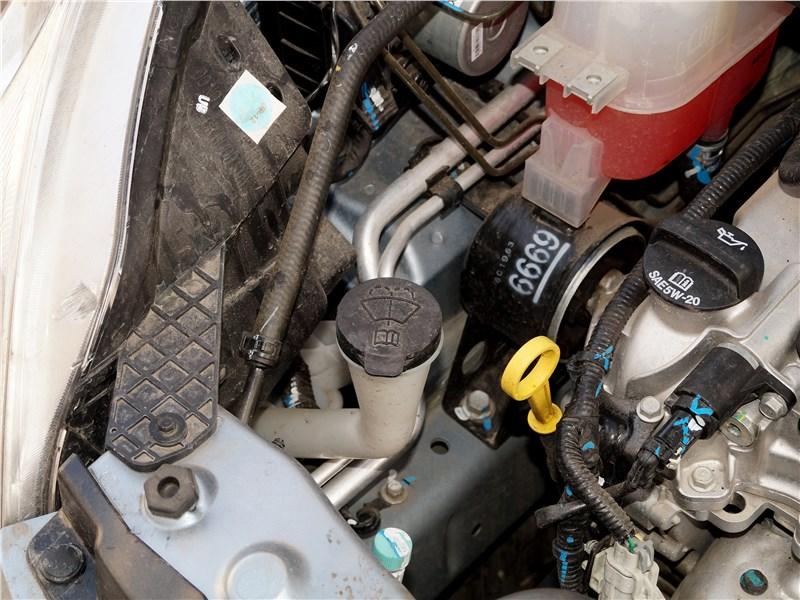 Ravon R2 2016 двигатель