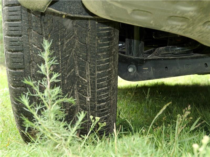 Chevrolet Traverse 2018 задняя подвеска