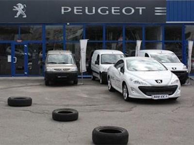 Автомобили Peugeot подешевели в текущем месяце