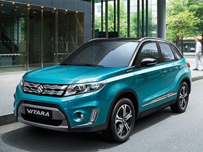 Продажи Suzuki Vitara в России стартуют в августе 936