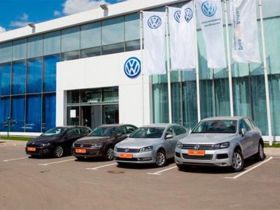 Volkswagen объявляет скидки на несколько востребованных моделей