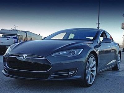 В Испании ведется разработка роскошного электромобиля
