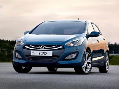 В России стартовали продажи обновленных хэтчбека и универсала Hyundai i30