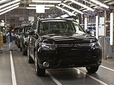 Показатель локализации производства автомобилей Mitsubishi в РФ увеличится на 30%
