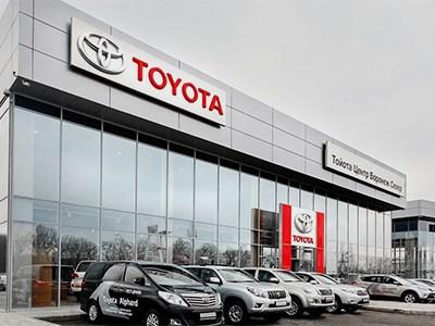 Цены на автомобили Toyota снижены до конца июля