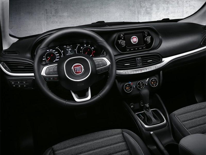 Fiat Aegea 2016 интерьер