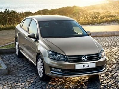 Рестайлинговая версия седана Volkswagen Polo получит российские двигатели