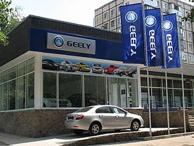 Продажи китайской компании Geely в июле выросли на 73%