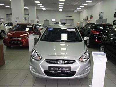 Интерес российских покупателей к модели Hyundai Solaris снова растет на фоне скидок