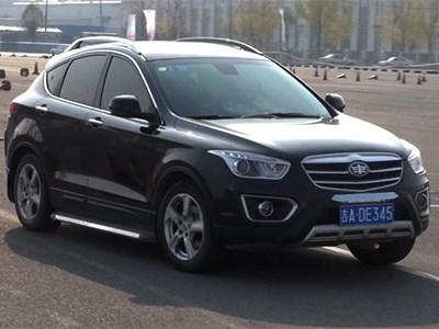 Кроссовер FAW R20 появится на российском рынке в 2016 году