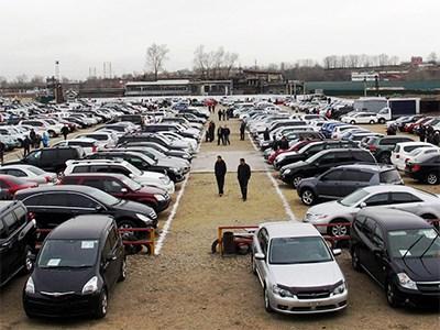 Стоимость подержанных автомобилей достигла дна