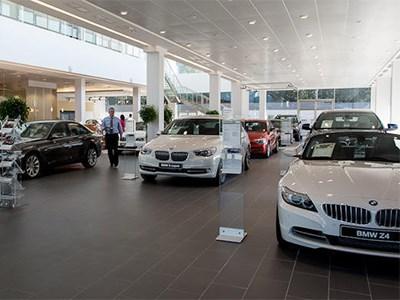 BMW наращивает показатели продаж своих автомобилей