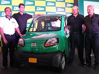 В Индии появился новый претендент на звание самой дешевой машины в мире