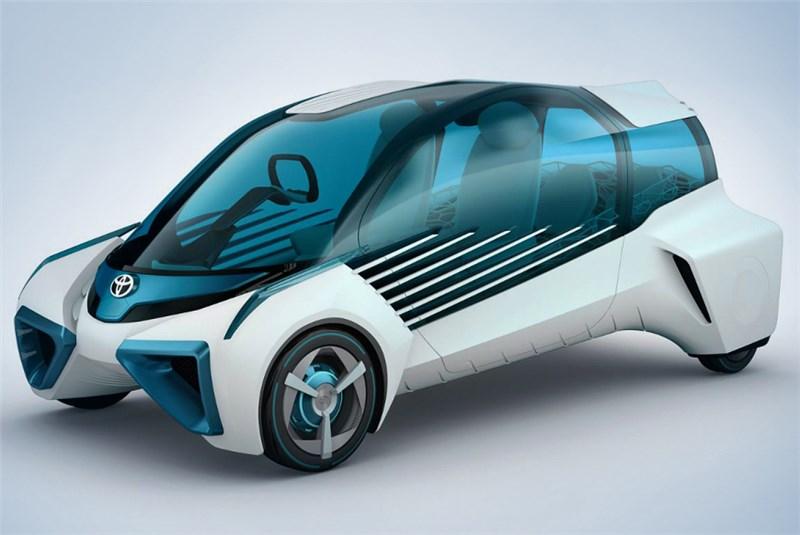 Водородные модели Toyota станут мобильными зарядными станциями