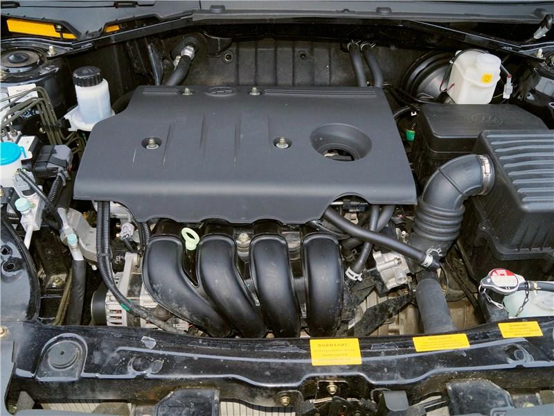 Lifan X60 2016 двигатель