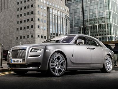 Rolls-Royce объявил сервисную кампанию для единственного автомобиля