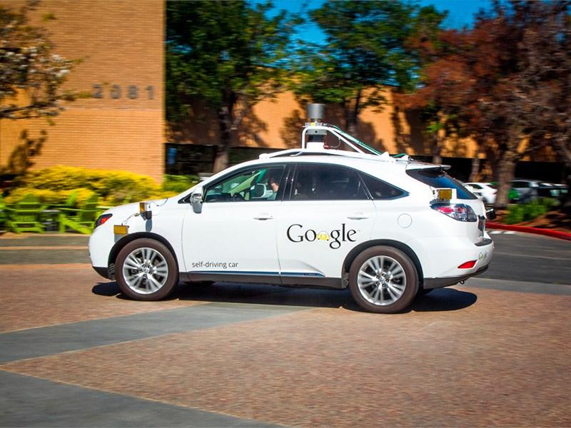 Ford будет тестировать свои «беспилотники» в Калифорнии