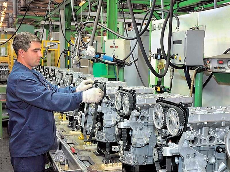 АвтоВАЗ запускает производство новых 1,8-литровых двигателей