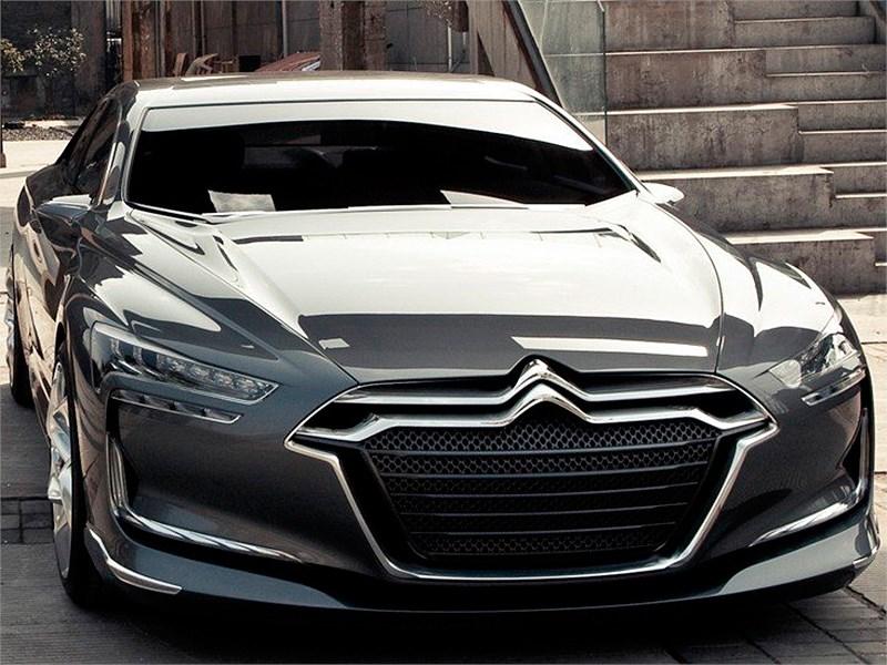 Citroen C6 нового поколения появится в 2016 году