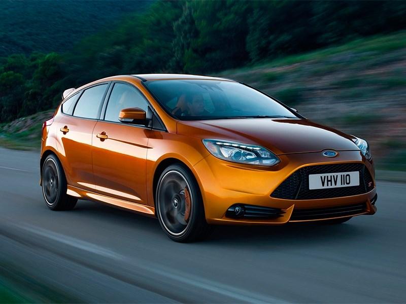 Ford отзывает около 10 тысяч автомобилей