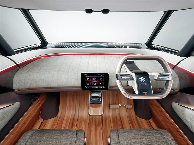 Suzuki Air Triser concept 2015 водительское место