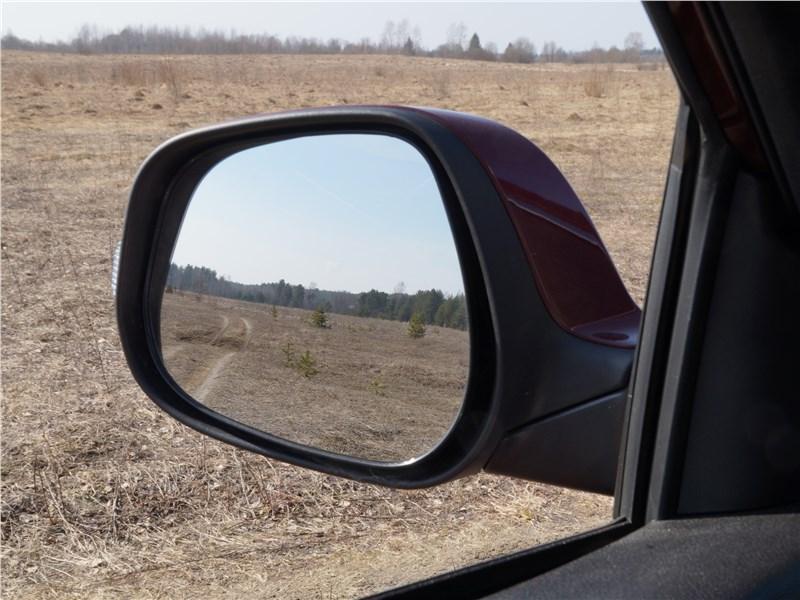 Chery Tiggo 5 2016 боковое зеркало