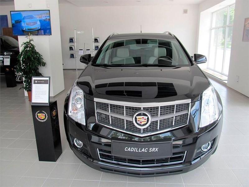 Мировые продажи Cadillac в 2015 году выросли на 7,5%
