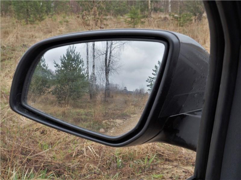 Lada Largus Cross (2020) боковое зеркало