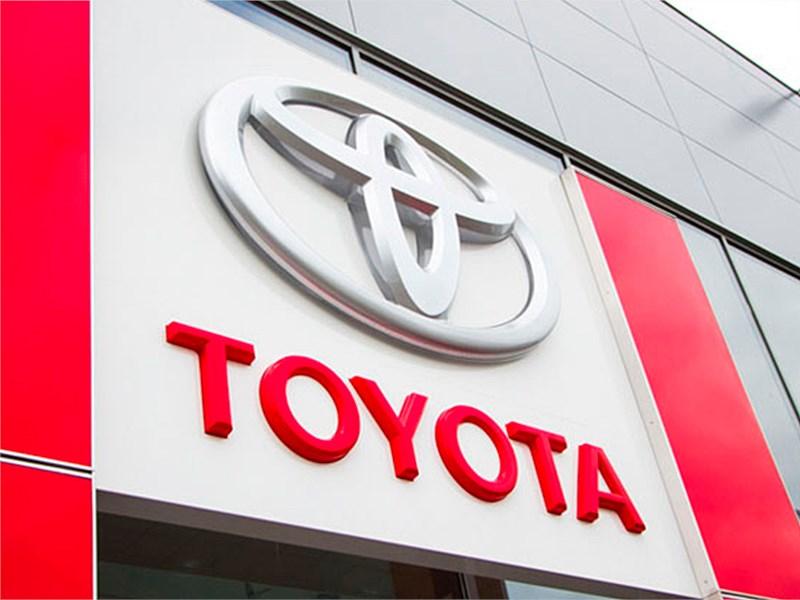 В 2015 году Toyota стала мировым лидером по объему продаж