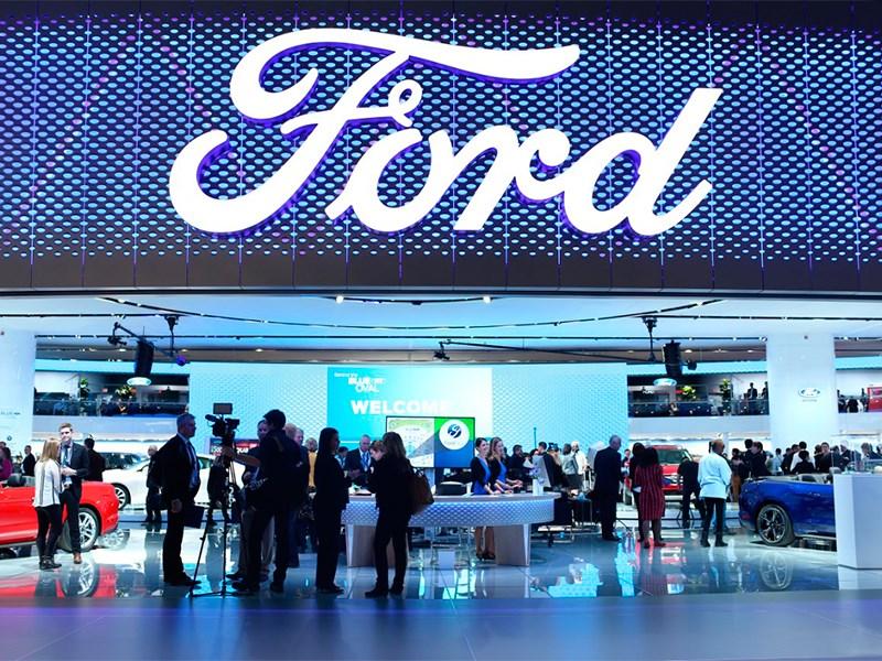 Ford не будет принимать участия в Международном автосалоне в Париже
