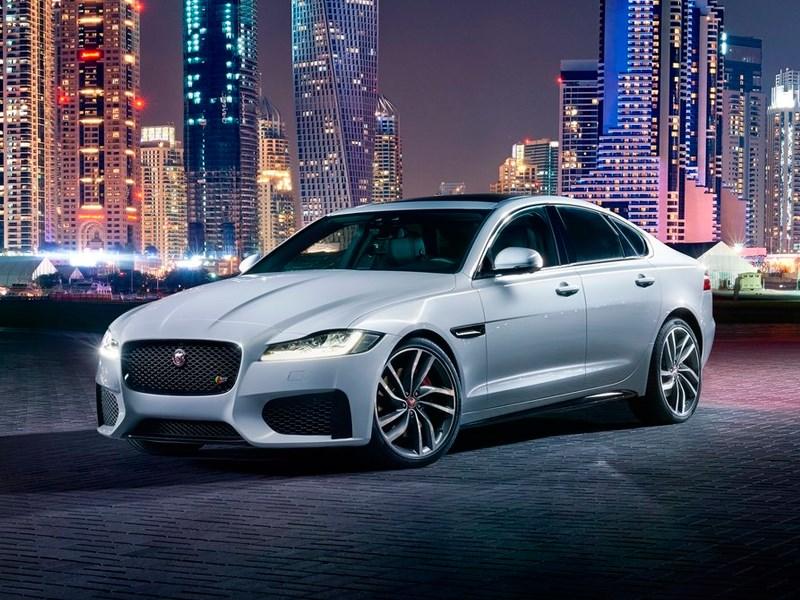 Новый Jaguar XF успешно прошел тестирование с системой «ЭРА-ГЛОНАСС»