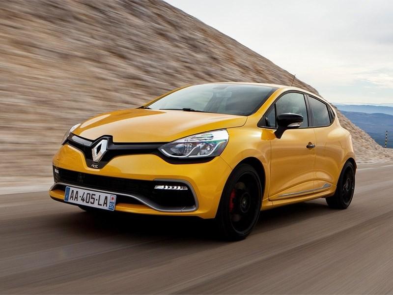 Renault может прекратить поставки Clio R.S. и Megane R.S. в Россию