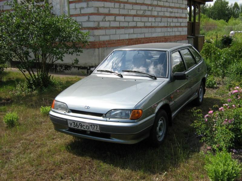 Lada 2114 стала самым популярным подержанным автомобилем на российском рынке
