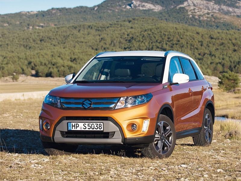 Suzuki назвала рублевые цены «заряженного» Vitara S