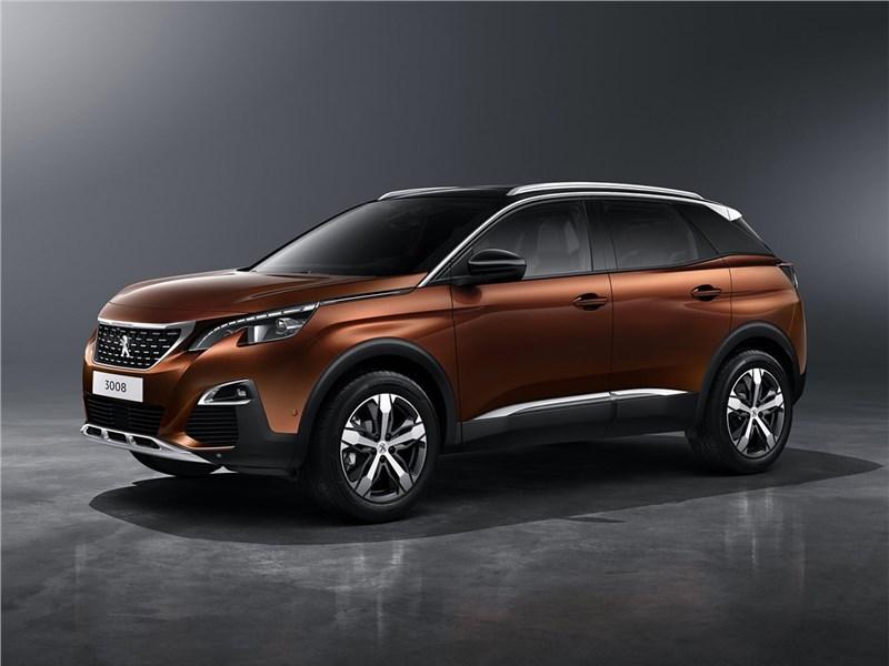 Peugeot 3008 2017 Дорога в кроссоверы