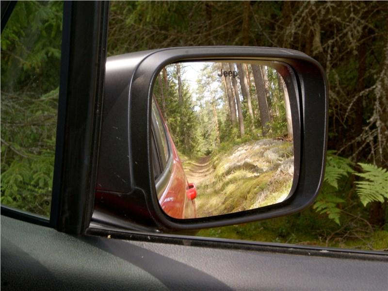 Jeep Renegade 2019 боковое зеркало