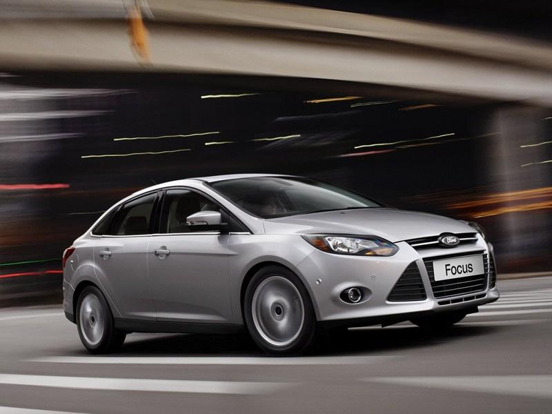 Секрет успеха (Ford Focus, Mazda 3, Mitsubishi Lancer) Focus поколение III