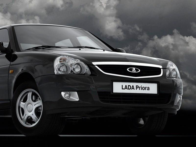 Lada Priora получит особую дизайнерскую спецверсию