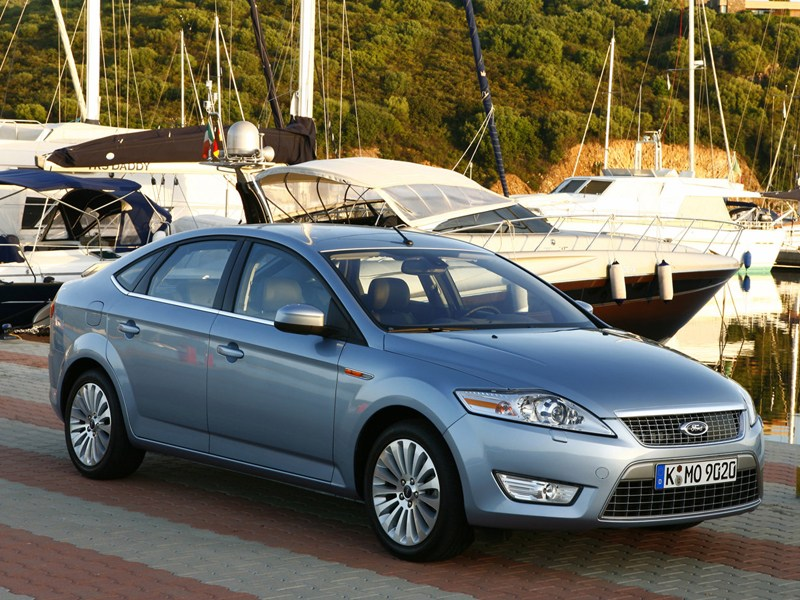 Ford Mondeo 2007 седан фото 3