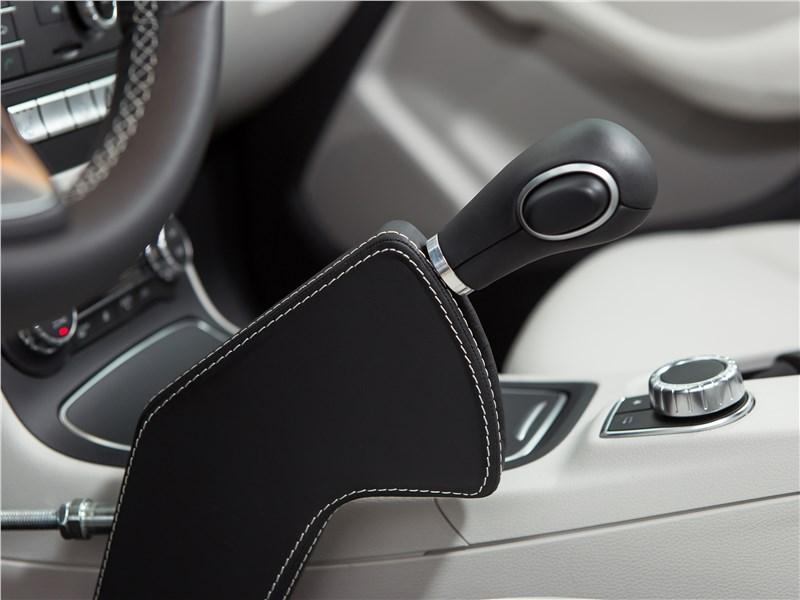 Mercedes-Benz B-Klasse 2015 рычаг управления Easy Speed
