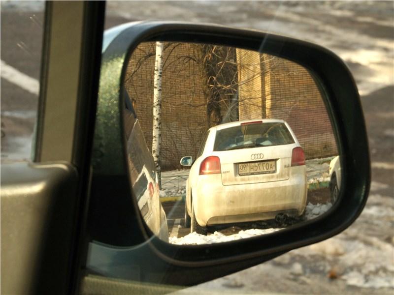Ravon R2 2016 боковое зеркало