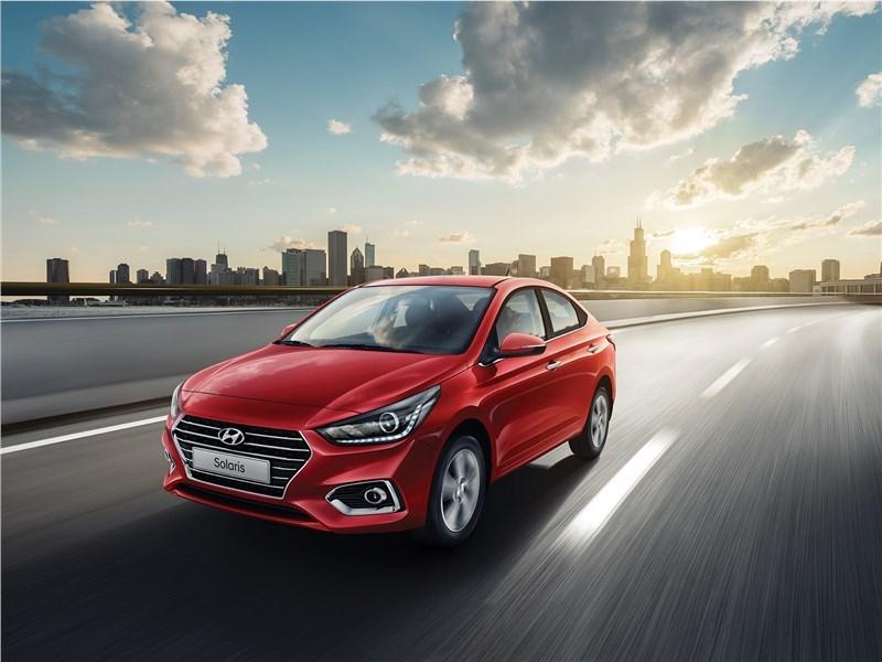 Hyundai назвал российские цены своего бестселлера
