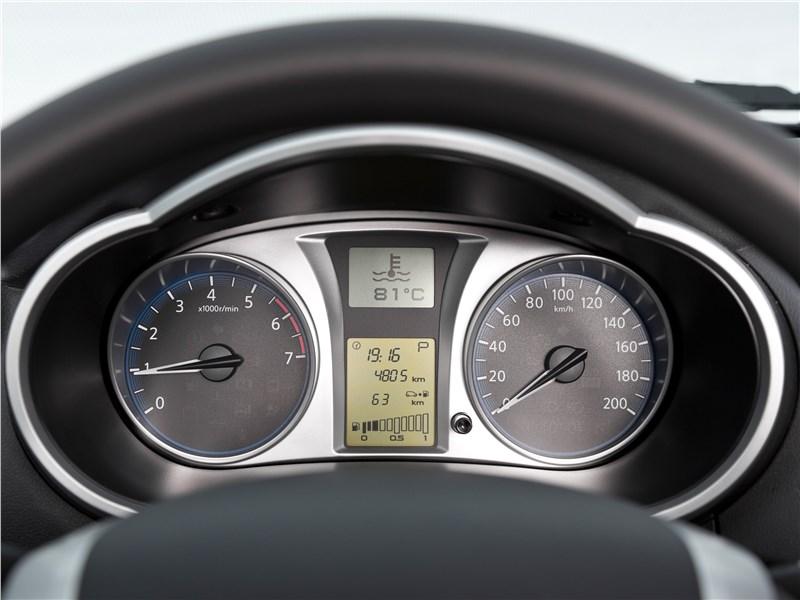 Datsun mi-Do 2015 приборная панель