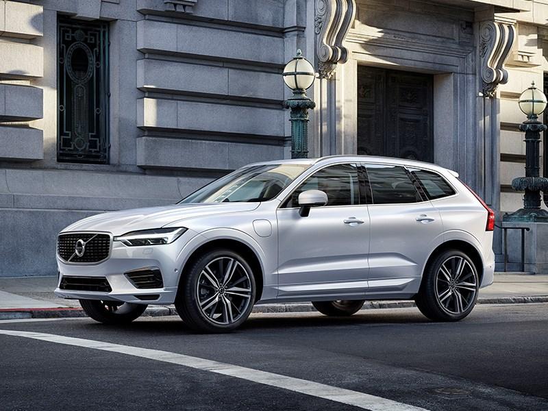 Новая генерация Volvo XC60