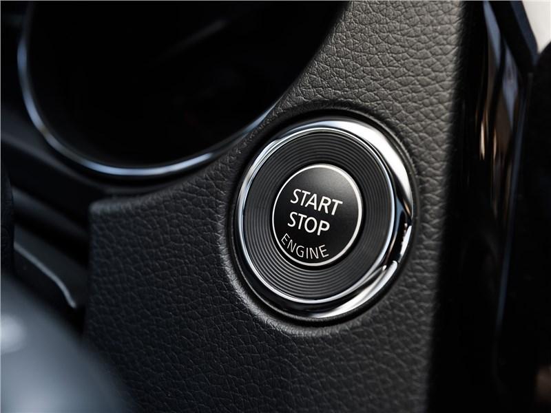 "Nissan Qashqai 2014 кнопка ""старт-стоп"""